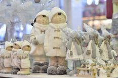 divat, karácsony, lakásdíszítés, led, műfenyő, natúr, otthon, pasztell, trend