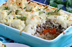 karfiol, ősz, pulyka, quinoa, sütőtök