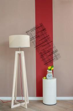 Szababelső szép lámpával, Kép: Poli-Farbe