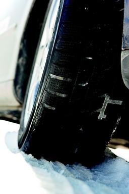 Téli gumi, Kép: Bridgestone