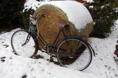 balesetveszély, casco, kerék, kerékpár, motor, tél, vezetési tanács