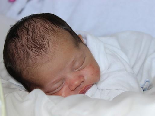 Csecsemő alszik, Kép: pixabay