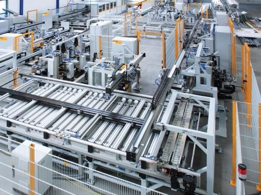 Gyár belső, Kép: Roto