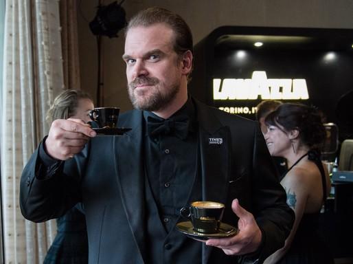 Ilyen kávét ittak a sztárok, Kép: Lavazza