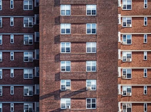 Lakások totálban, Kép: pexels