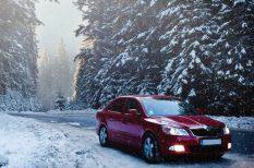 abroncs, autó, biztosítás, hó, hólánc, mobil, síelés