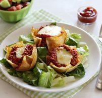 lasagna, muffin-sütő, oregánó, pulkya darálhús, sűrített paradicsom