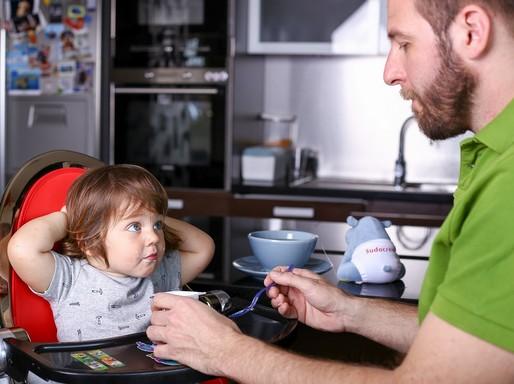 Apa eteti a babát, Kép: Sudocrem