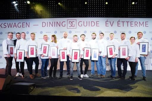 Dining Guide dijatado gala, Kép: sajtóanyag