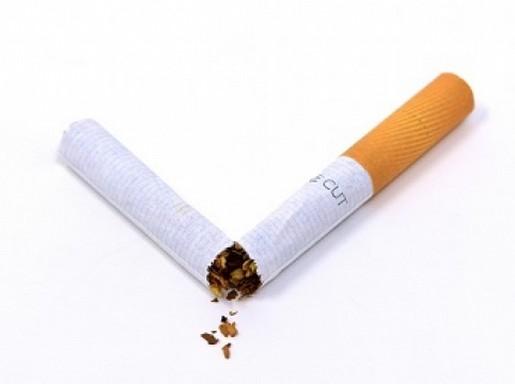 Eltört cigi, Kép: Kardioközpont