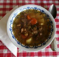 gulyás, lélekmelegítő, leves, marhahús