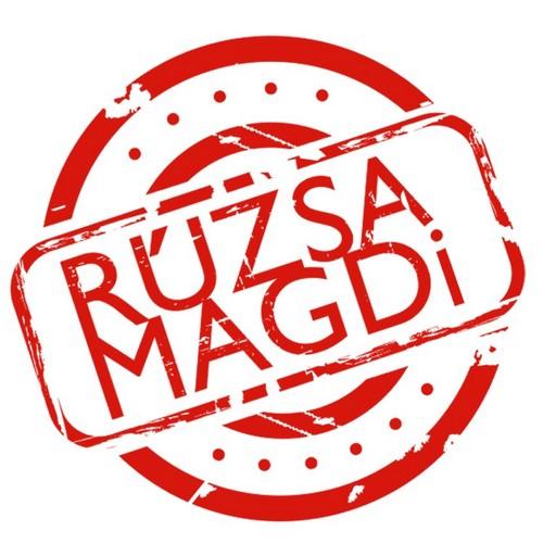 Rúzsa Magdi logó, Kép: MTV