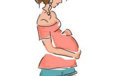 elhízás, helyes táplálkozás, terhesség