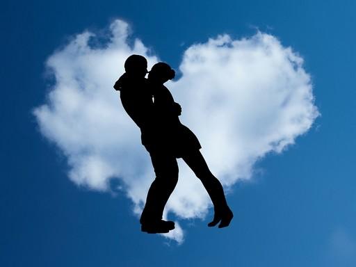 Valentin-napi pár, Kép: pixabay