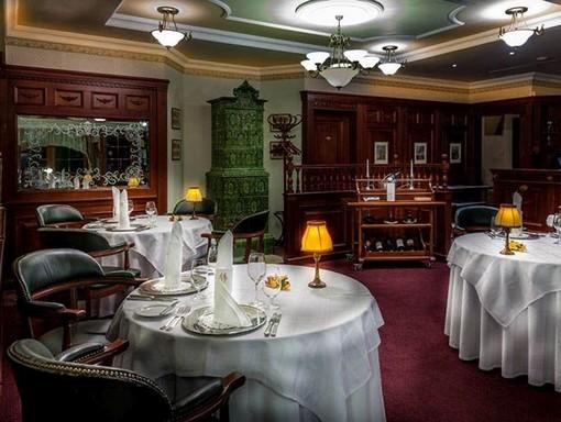 Villa Medici Mild, Kép: Dining Gide