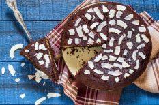 csoki, desszert, húsvéti süti, karcsúsító, protein