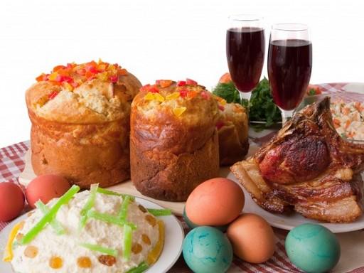 Húsvéti asztal,Kép: sajtóanyag