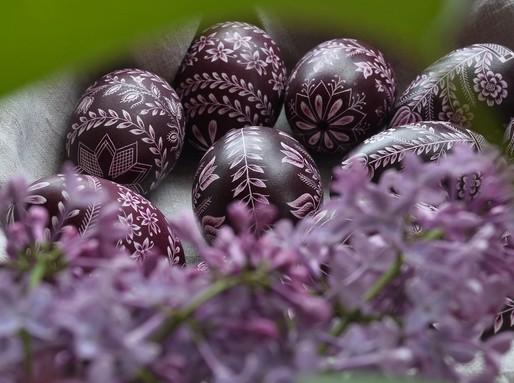 Húsvéti tojások, Kép: Várkert Bazár