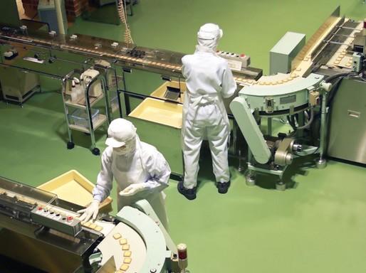 Illékony anyagokkal dolgozó üzem, Kép: laboratorium.hu