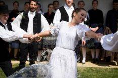 hagyomány, húsvét, programajánló, skanzen, Szentendre, Várkert Bazár