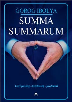 Summa summarum, könyvborító, Kép: sajtóanyag