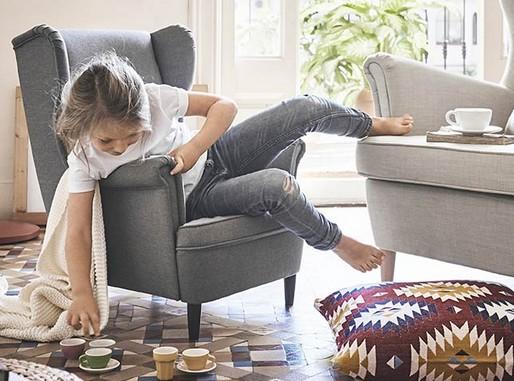 Tavaszi hangulat a lakásban gyerekkel, Kép: IKEA