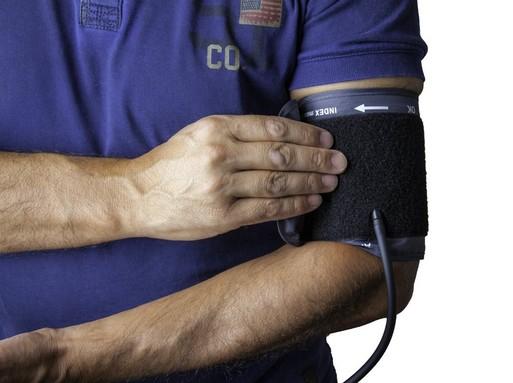Vérnyomásmérés, Kép: pxhere