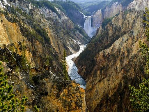 Yellowstone Nemzeti Park, Kép: Good Free Photos