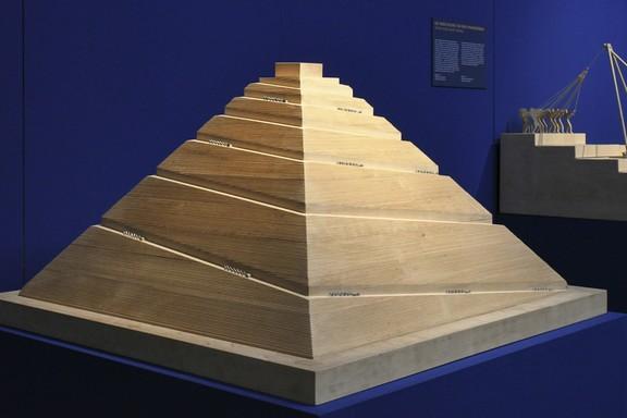 Ausztria, Piramis Kiállítás, Kép: sajtóanyag
