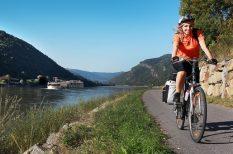 Alsó-Ausztria, kerékpár, kirándulás, kó levegő, szép tájak, túra