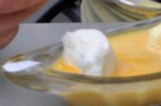 desszert, gyors, tojás, vanília