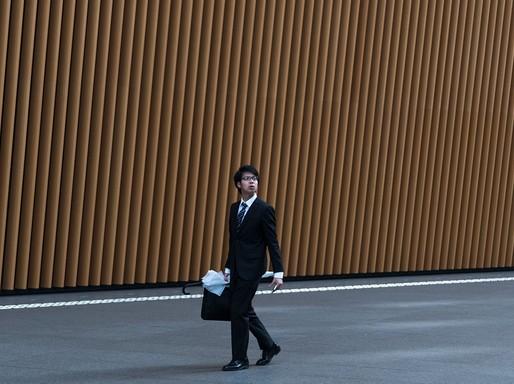 Makulátlan tisztaság a Tokyo International Forum halljában, Fotó: Soós Bertalan