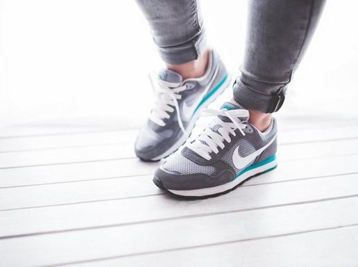 Sportcipő, Forrás: pexels.hu