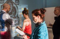 Dobó Kata, forgatás, művészet, rendező, romantikus vígjáték, szórakoztatás, új film