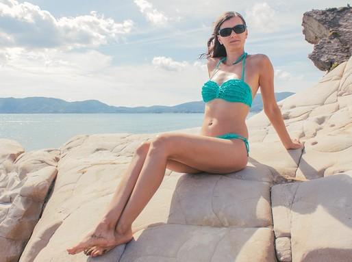 Napozás bikiniben, Kép: pixabay