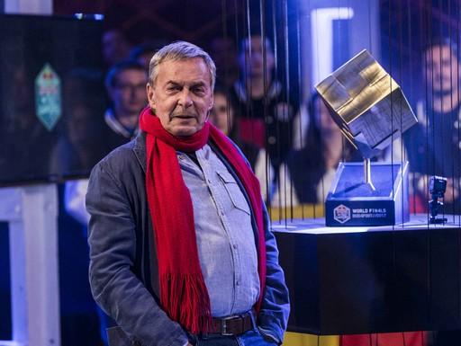 Rubik Ernő, Kép: Somay Márk