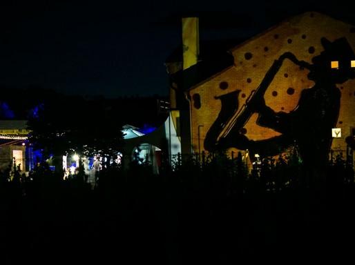 Szakszi a Gere Jazz Fesztiválon, Kép: Wendl Péter