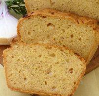 gluténmentes, kenyér, kókuszzsír, kukoricaliszt