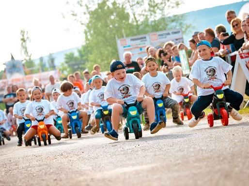 Gyerekmotorosok, Kép: ORF