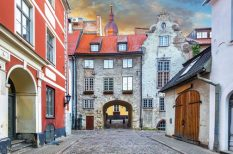 gasztronómia, kultúra, Lettország, nyaralás, repülés, Riga, tengerpart, történelem