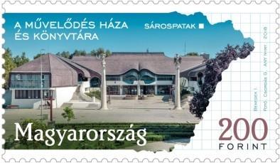 Sárospatak, Kép: Magyar Posta