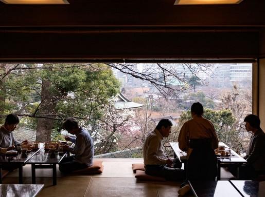 Tokiói étterem, Kép: Soós Bertalan