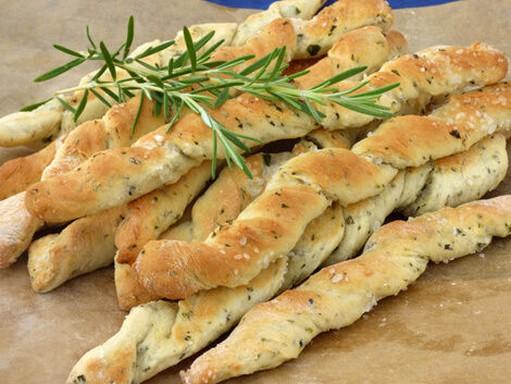 Zöldfűszeres grissini, Kép: bulkshop.hu