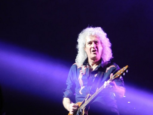 Brian May, Kép: pexels