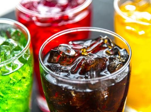 Cukros üdítők, Kép: pixabay
