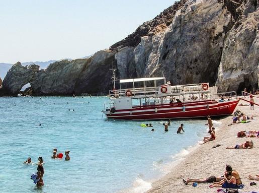 Görög tengerpart, kép: pixabay