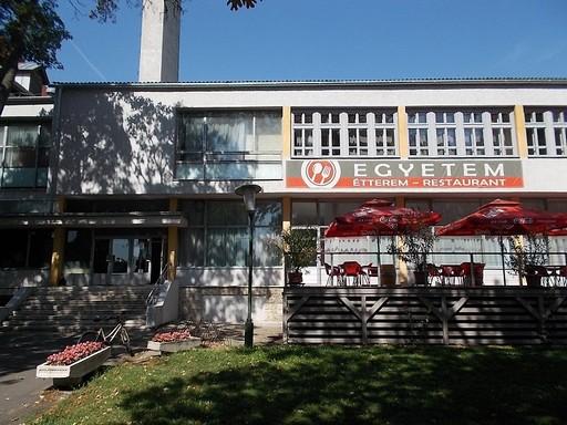 Győri egyetem, Kép: wikimedia