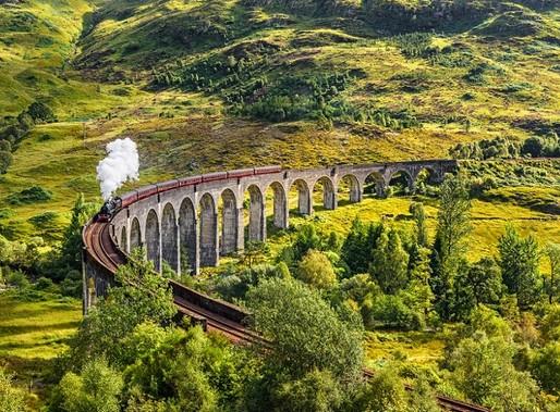 Harry Potter, Glenfinnan viadukt, Kép: sajtóanyag