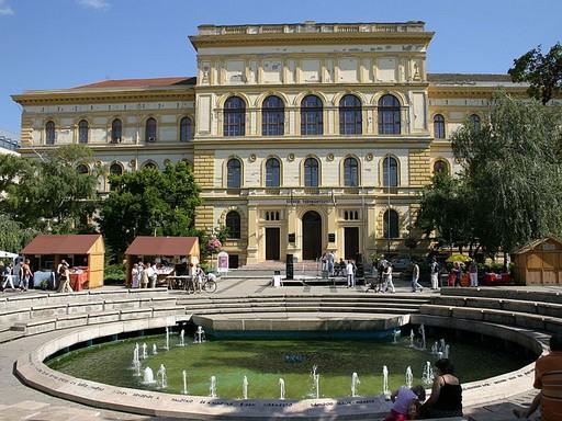 Szegedi Tudományegyetem, Kép: wikimedia