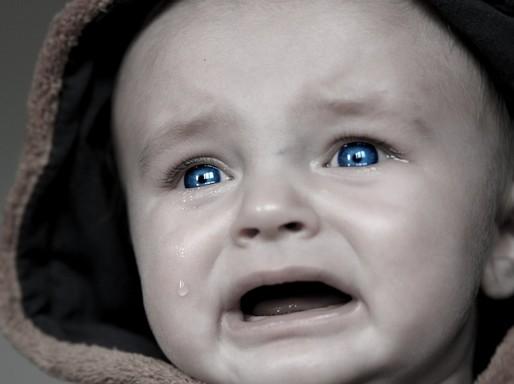 Szomorú gyerek, Kép: pixabay